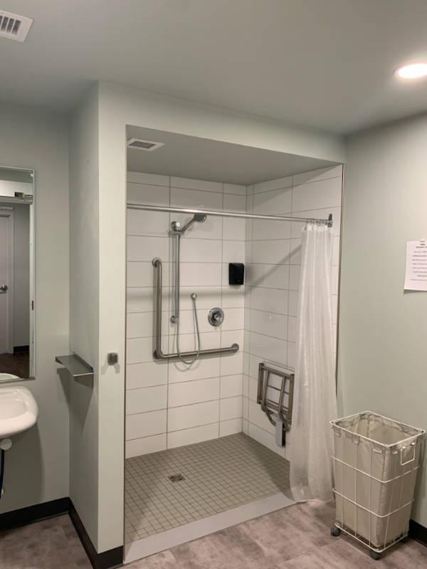 Grace Inn Shower