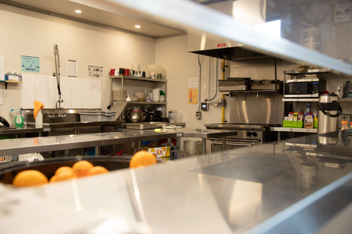 Grace Inn Kitchen