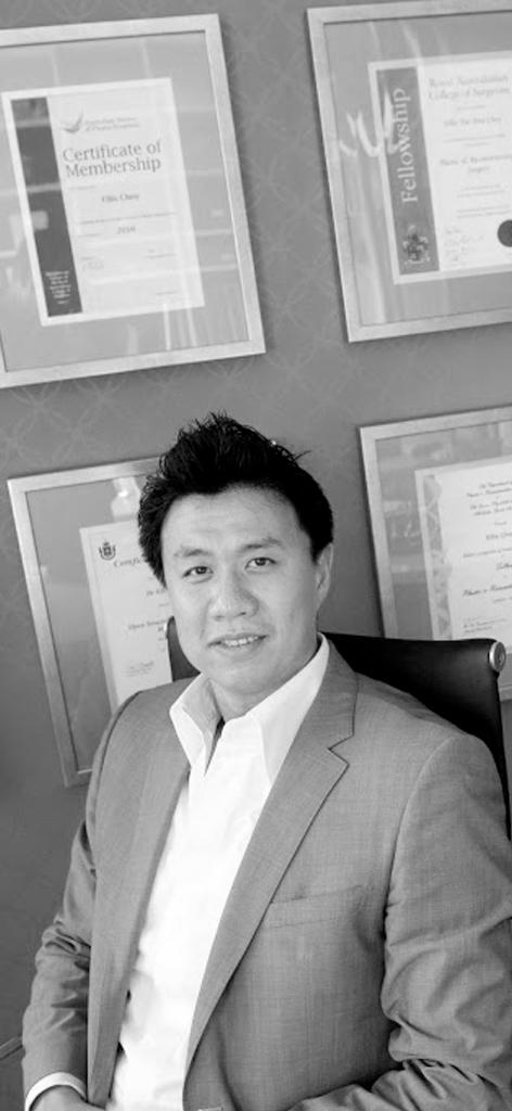 Dr. Ellis Choy