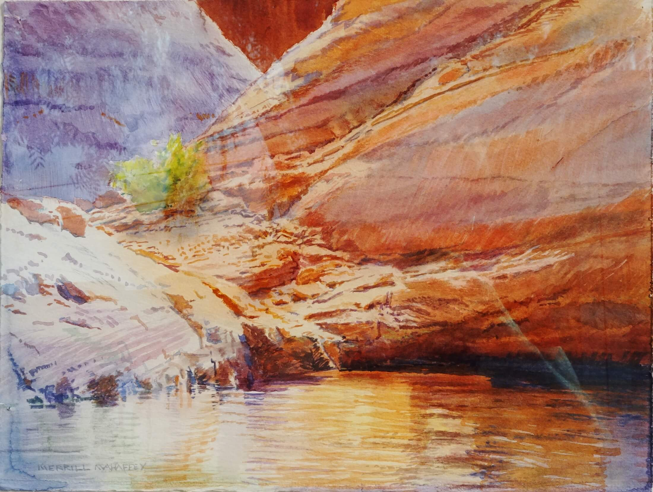 Oak Canyon (Lake Powell)