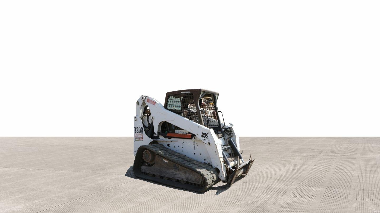 2006 Bobcat T300 Compact Track Loader For Sale