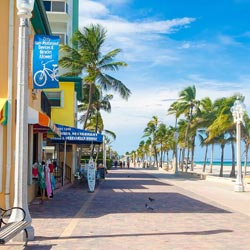 Courier Service Hollywood Florida