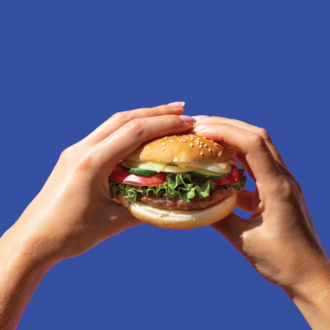 We rebrand the best burger place in Ecuador