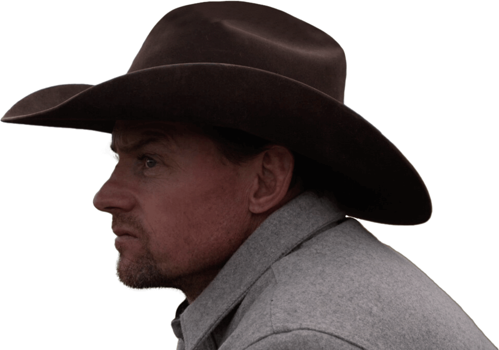 Profile photo of Todd Pierce with cowboy hat