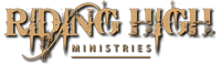 Riding High Ministries Logo