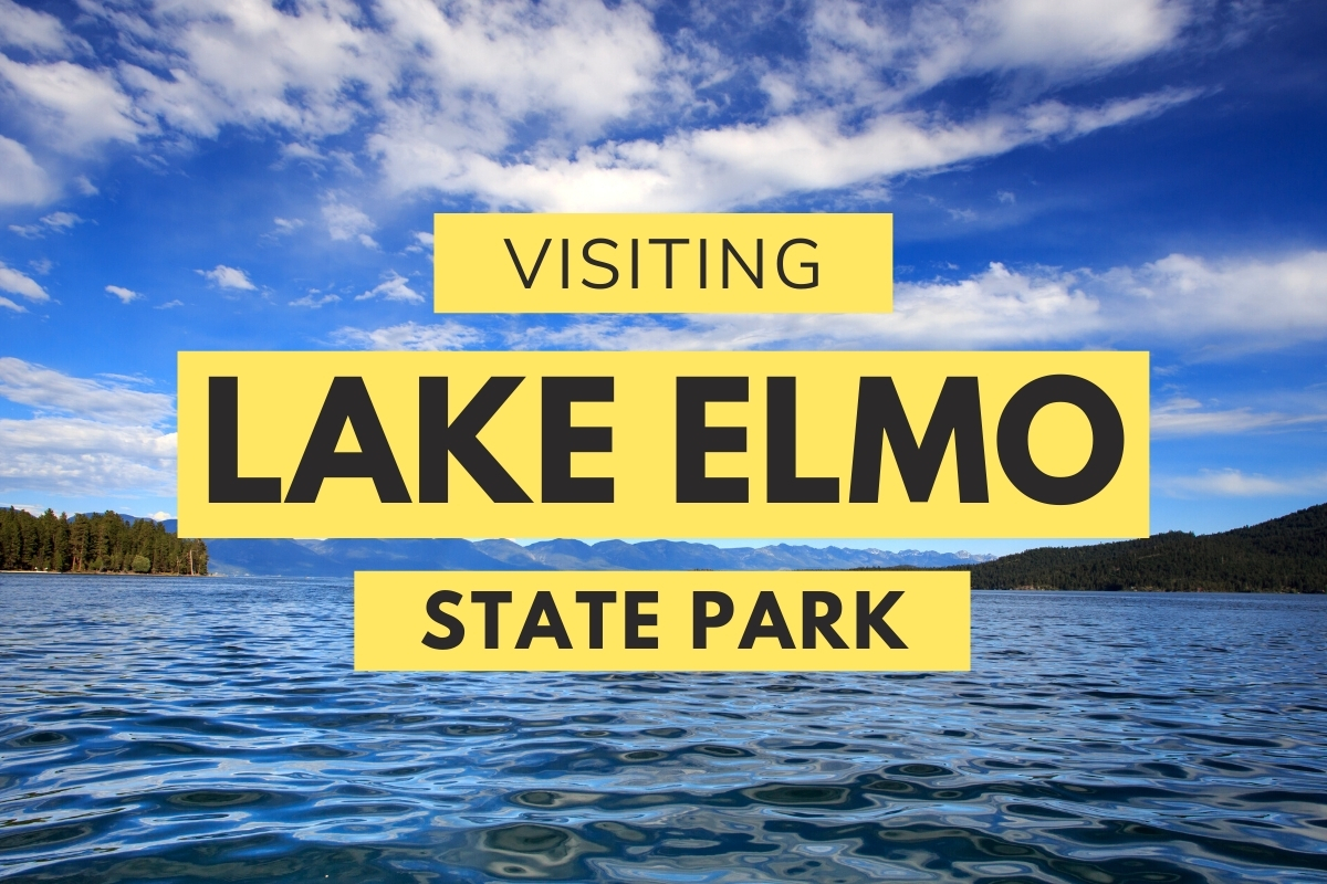 Visiting Lake Elmo State Park Montana
