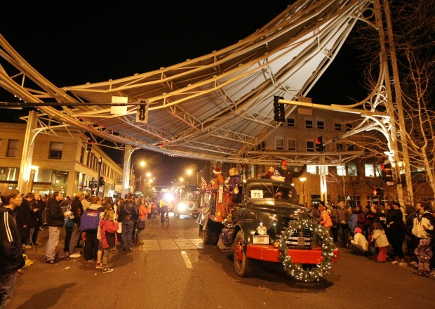 The Downtown Billings Holiday Parade & Christmas Stroll!