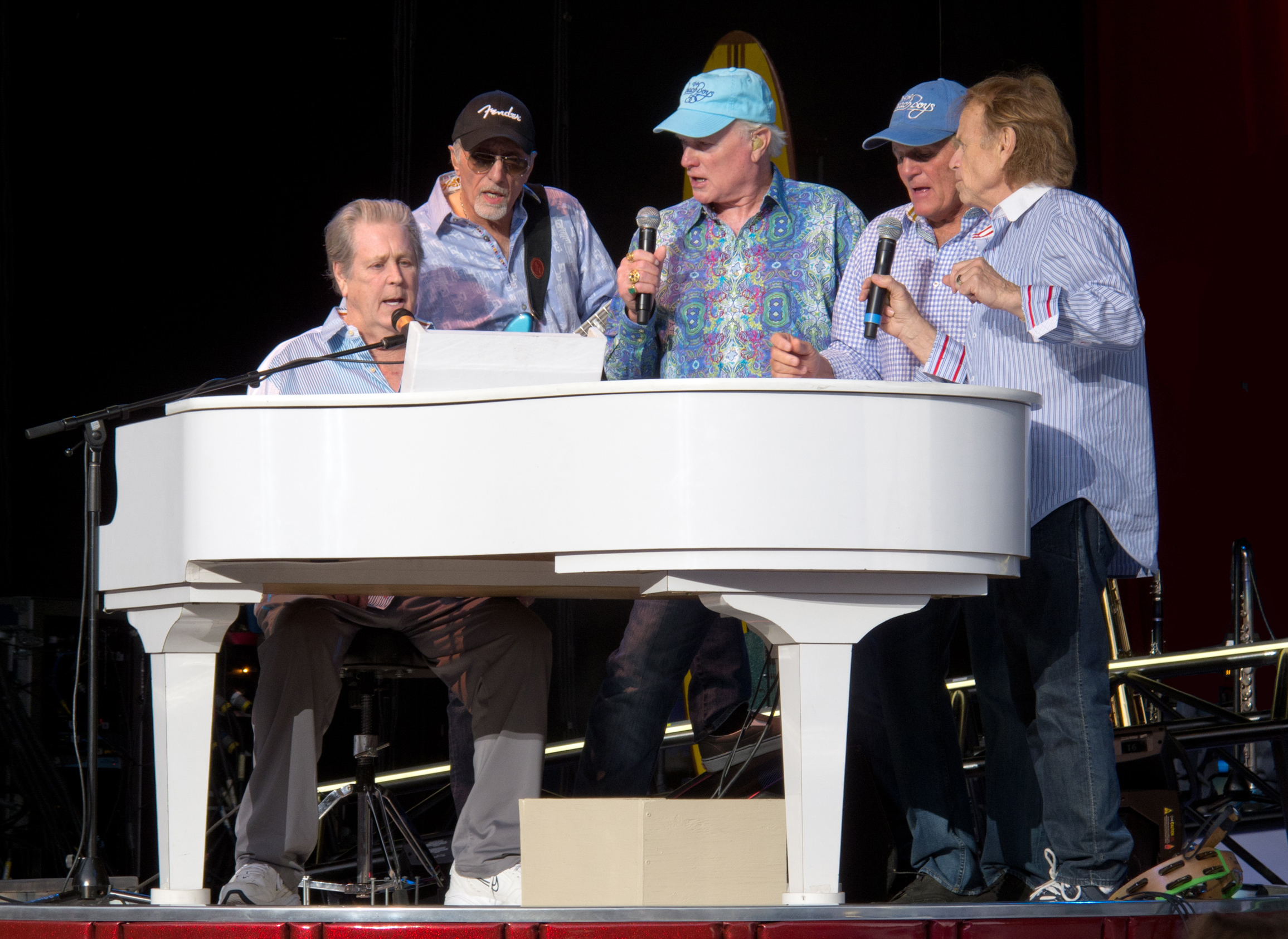 The Beach Boys will be Surfin' Their way to the Alberta Bair Theater!
