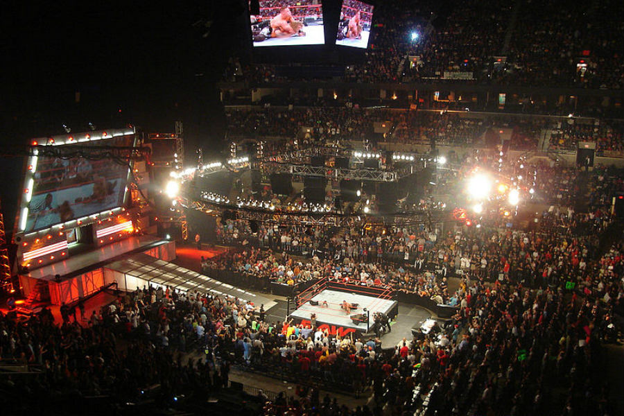 Don't Miss WWE Live at the Rimrock Arena