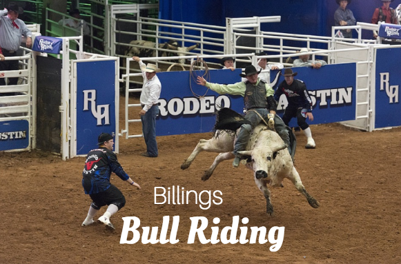 Time to Cheer on your Favorite Bull Riders!