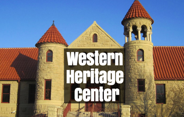 Visit the Western Heritage Center in Billings