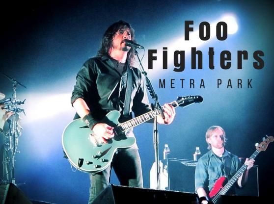 Foo Fighters at Metra Park
