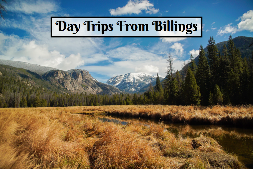 Day Trips During Your Stay in Billings, MT