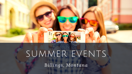 Summer Events in Billings