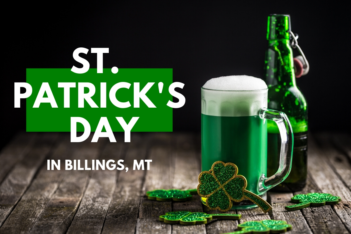 St. Patrick's Day in Billings