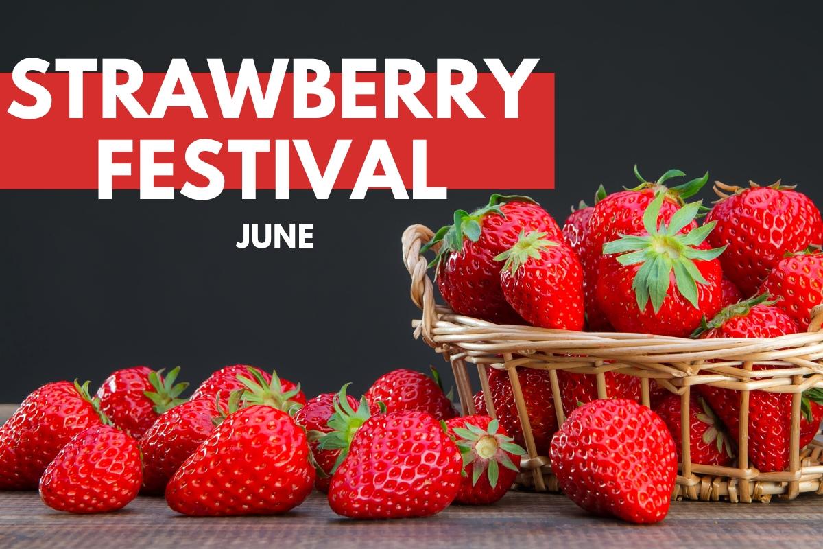 Strawberry Festival - June