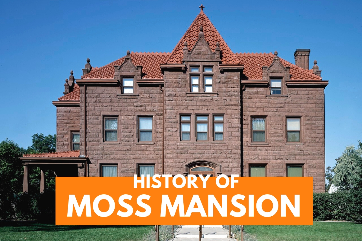 History of Moss Mansion