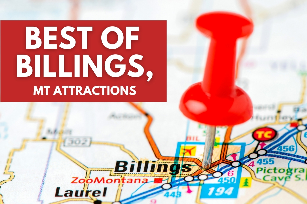 Best of Billings, MT Attractions