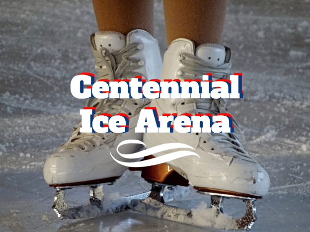 Go Ice Skating at the Centennial Ice Arena