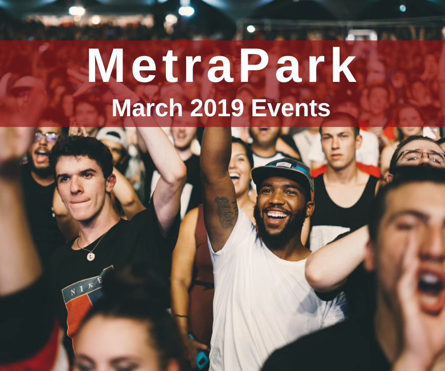 MetraPark's Upcoming Events