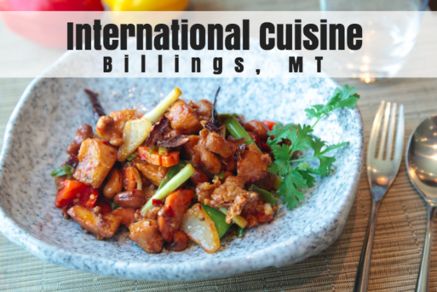 Where to Find International Cuisine in Billings