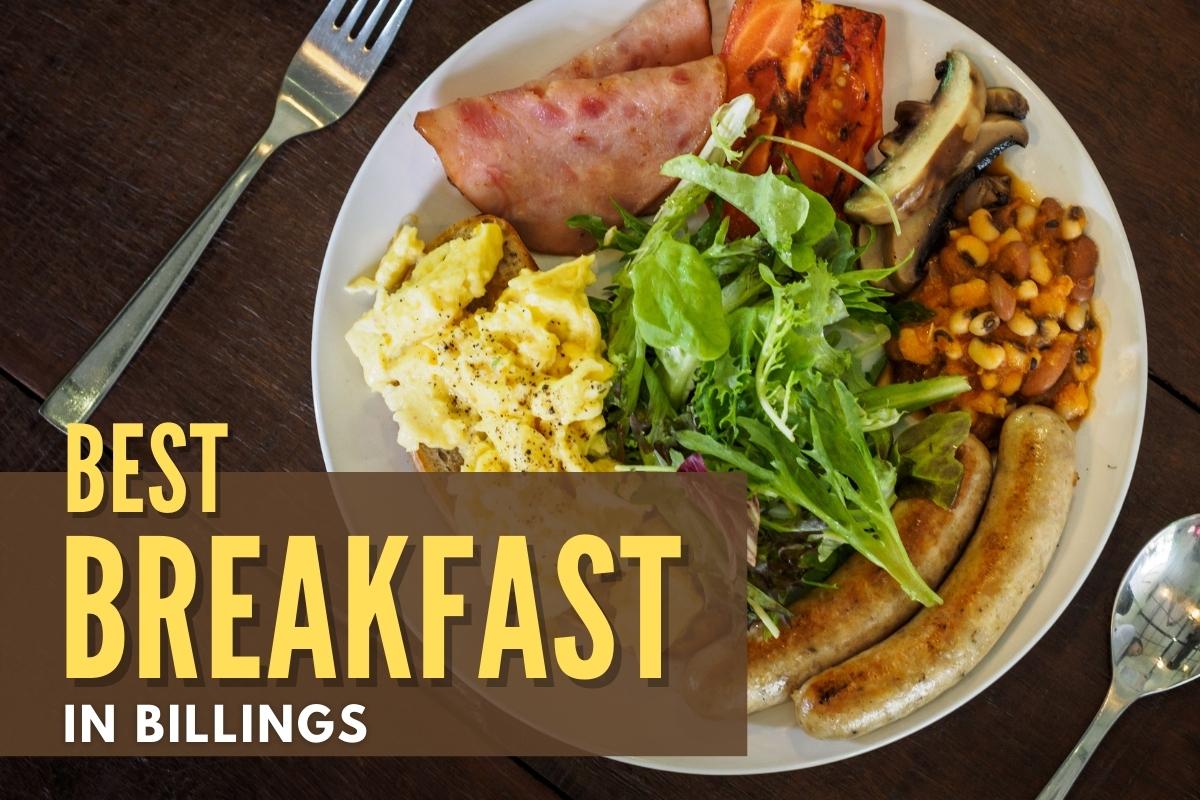 best breakfast in Billings
