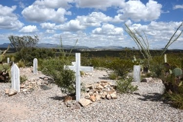 Boothill Cemetery - Graveyards
