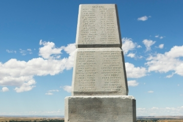 Custer's Last Stand Monument
