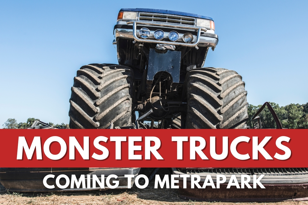 Monster Trucks coming to Metrapark