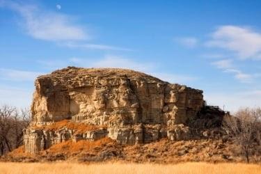 Pompeys Pillar National Monument