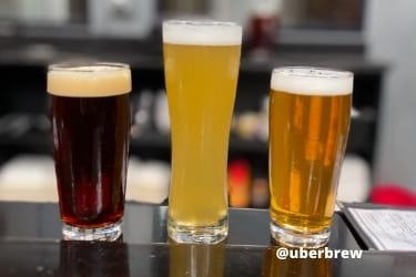 Uberbrew beers