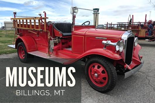Museums in Billings, MT - Classic car