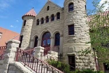 Western Heritage Center Museum