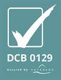 DCB 0129 Clinical Risk Management blue logo
