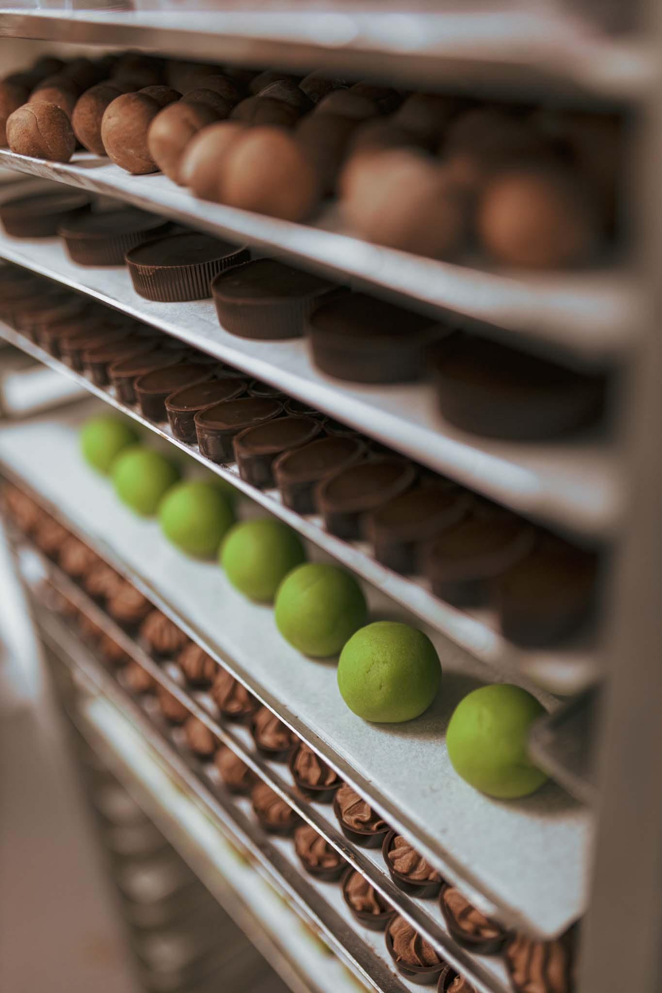 chokladpraliner ejes choklad
