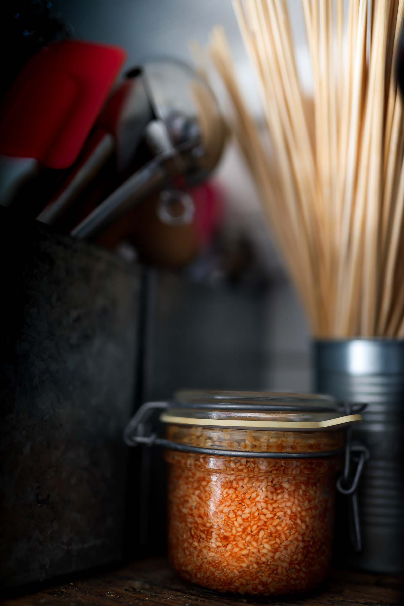 miljöbild över köksprodukter