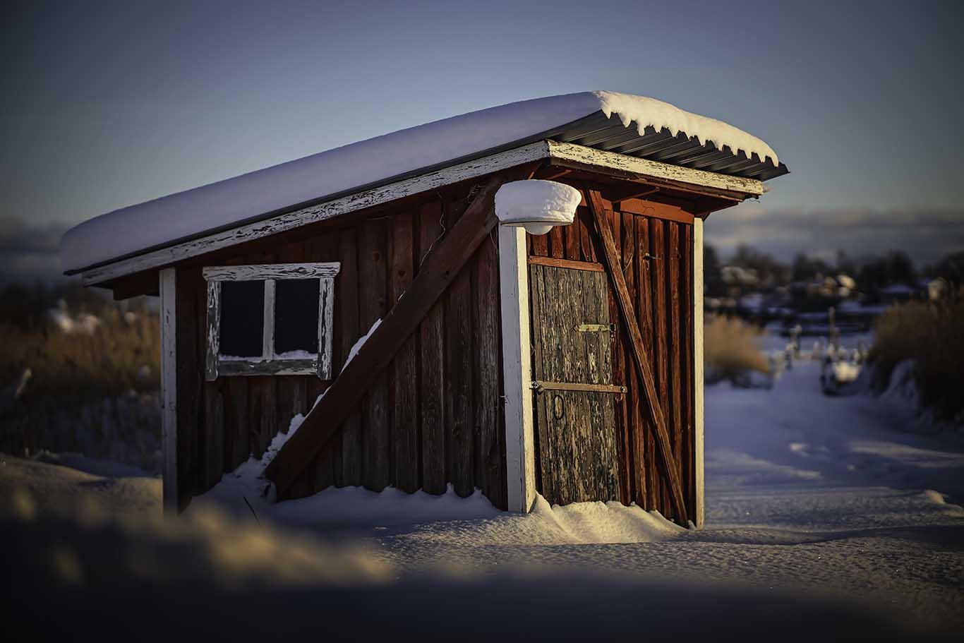 sjöbod Norrtälje norrtäljeviken