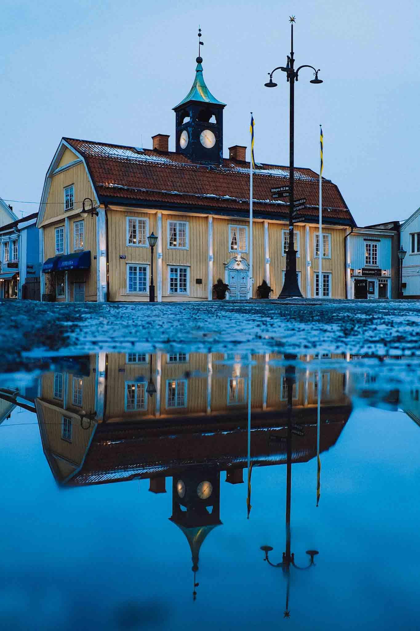 rådhuset Norrtälje Roslagen