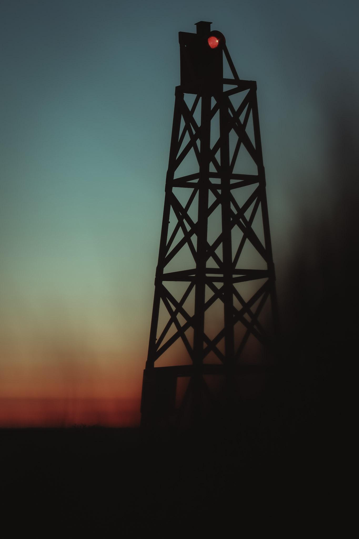 solnedgång Öregrund roslagen