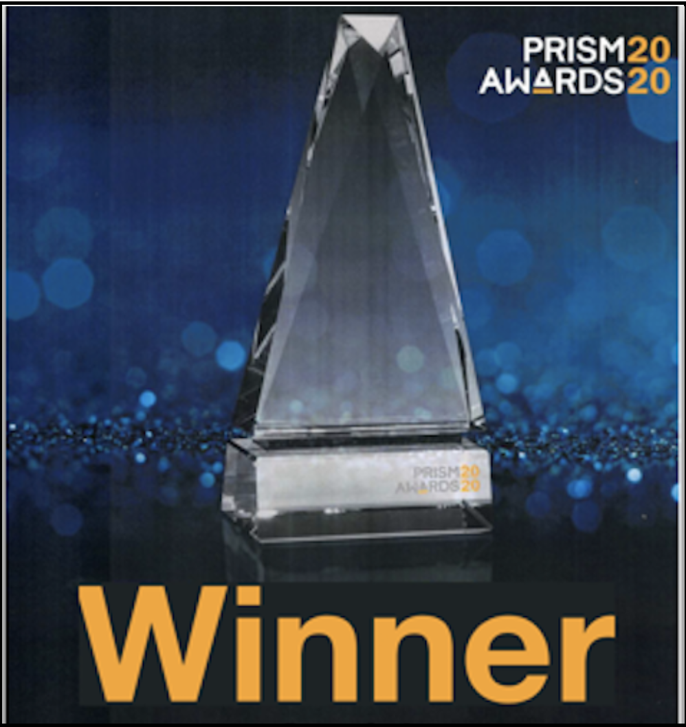 Winner of Prism Award
