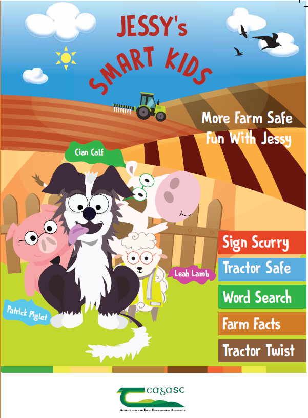 Jessy Smart Kids - Teagasc