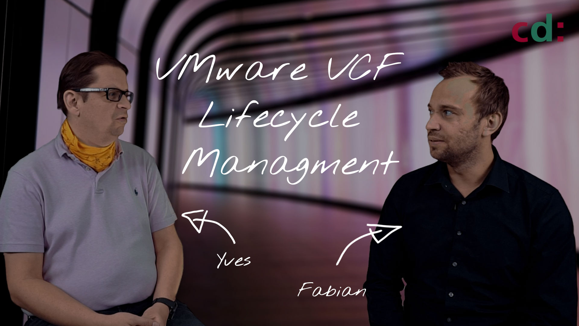 Fire Side Chat zum Thema Lifecycle Management