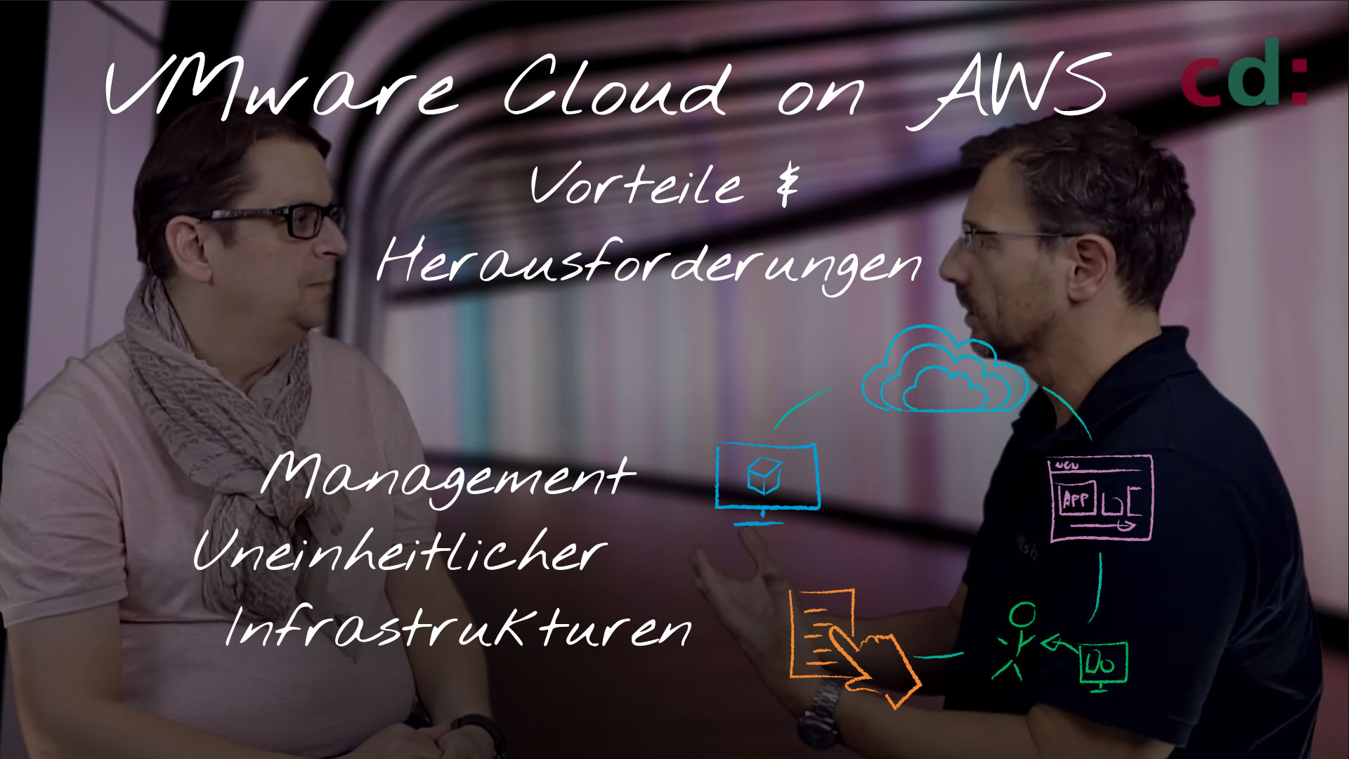 VMware Cloud on AWS – Management uneinheitlicher Infrastrukturen