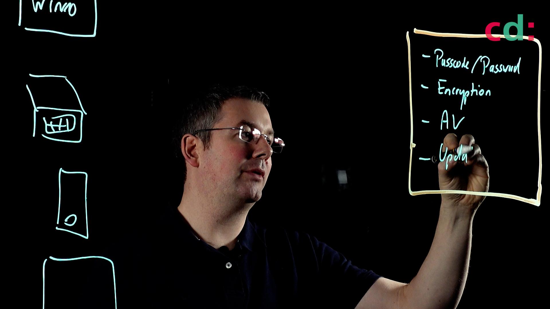 Workspace ONE - Compliance Management Lightboard