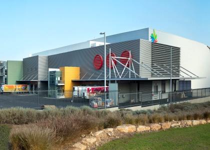 Strauss Factory, Israel