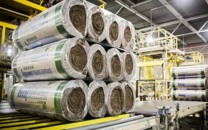 Knauf Insulation, Plant 1, Shelbyville IN