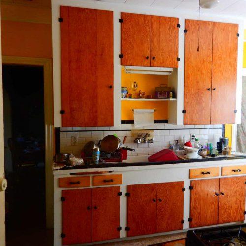 Williams Cabinet Restoration