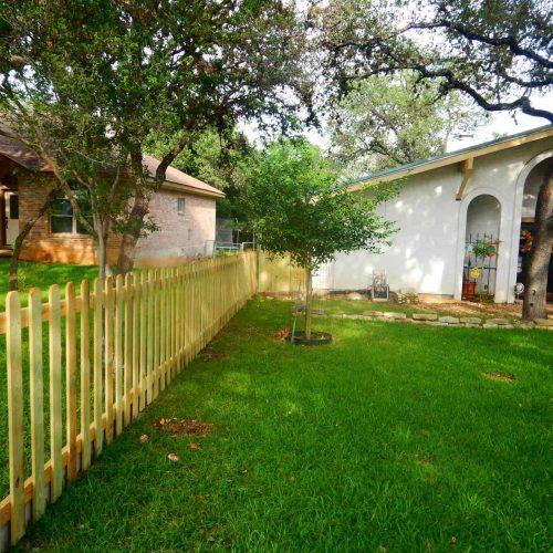 The Villanueva Fence
