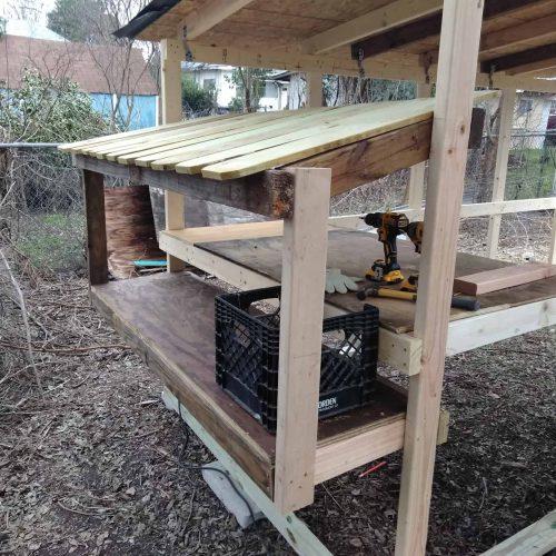 The Bloodsworth Chicken Coop