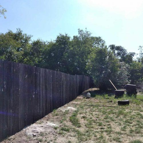 The Casa Grande Fence